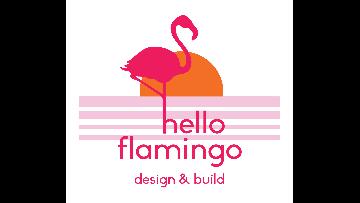 Hello Flamingo logo