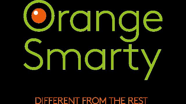 Orange Smarty logo