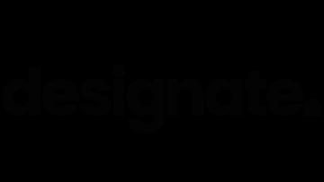 Designate logo