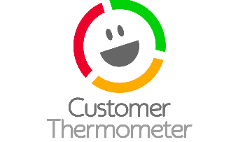 Customer Thermometer logo