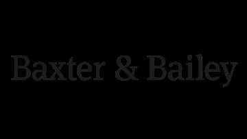 Baxter & Bailey logo